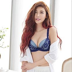 瑪登瑪朵 輕盈軟棉圈內衣  A-E罩杯(極勁藍)