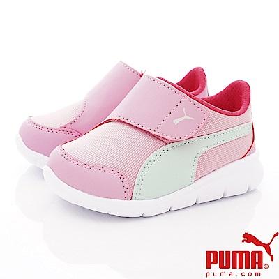 PUMA童鞋 經典慢跑款 ON90943-09粉(小童段)