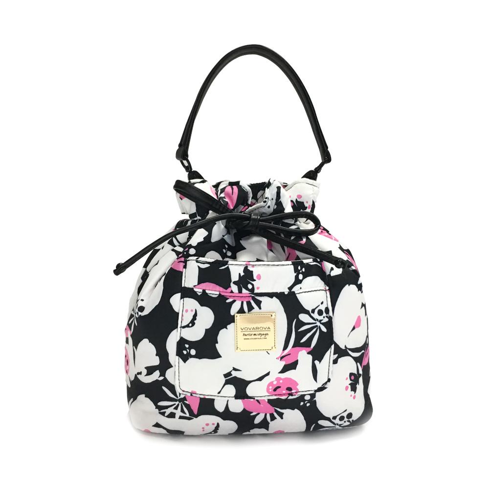 VOVAROVA空氣包-口袋水桶包-粉墨花語
