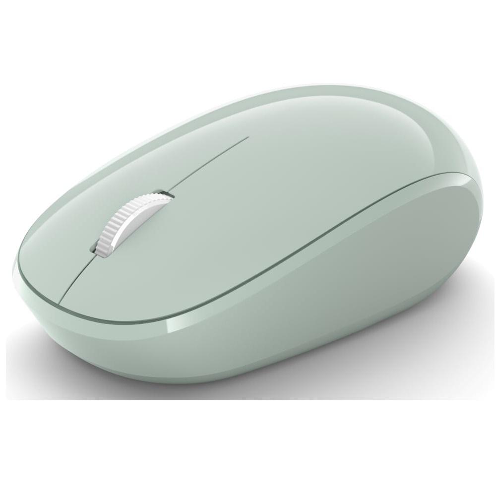 微軟 精巧藍牙滑鼠(薄荷綠)