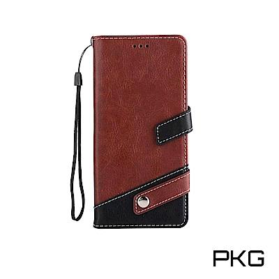 PKG SAMSUNG NOTE8 側翻式皮套經典皮革系列