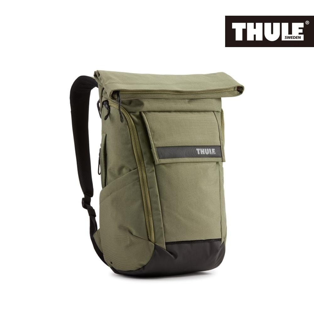 THULE-Paramount 2 24L後背包PARABP-2116-橄欖綠