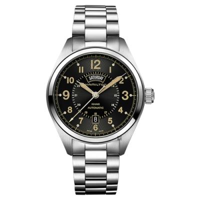 Hamilton 漢米爾頓 Khaki Field卡其野戰80小時動力儲存機械錶