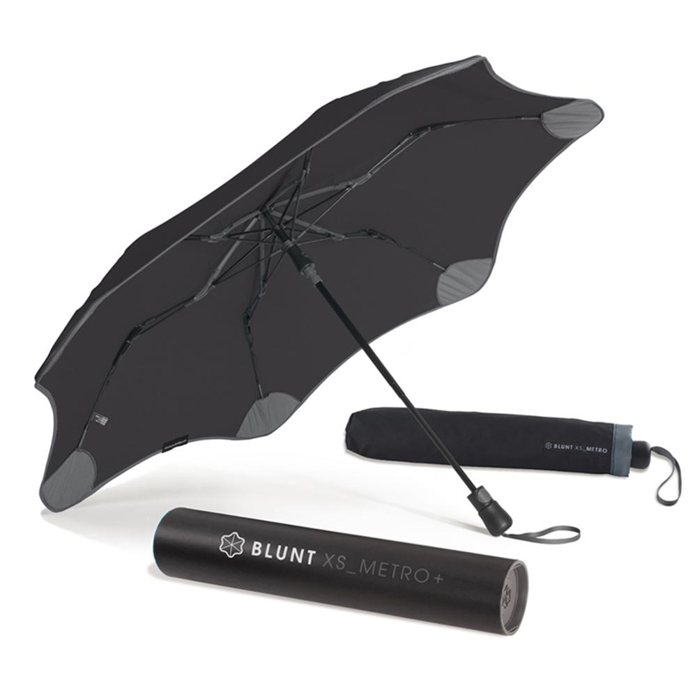 BLUNT XS_METRO UV+ 美人折傘-時尚黑