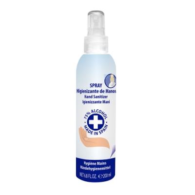 AIR-VAL 75%酒精專業抗菌乾洗手香氛噴霧 200ml