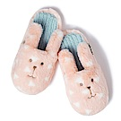 CRAFTHOLIC宇宙人 安睡唯美兔室內拖鞋