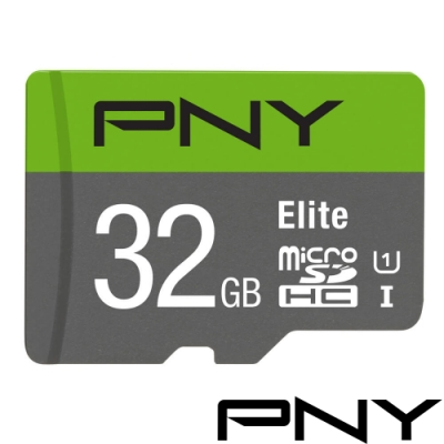 PNY Elite U1 microSD 32GB 記憶卡