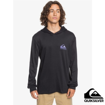 【QUIKSILVER】SQUARE ME UP HOODIE 帽T 黑色