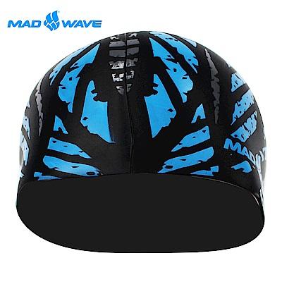 俄羅斯MADWAVE CRYSTAL 成人矽膠泳帽