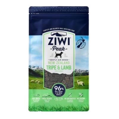 ZiwiPeak 巔峰 96%鮮肉狗糧 羊肚羊肉 2.5KG
