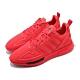 adidas 休閒鞋 ZX 2K Flux 運動 男女鞋 愛迪達 輕量 舒適 避震 情侶穿搭 球鞋 紅 黑 FV8478 product thumbnail 1