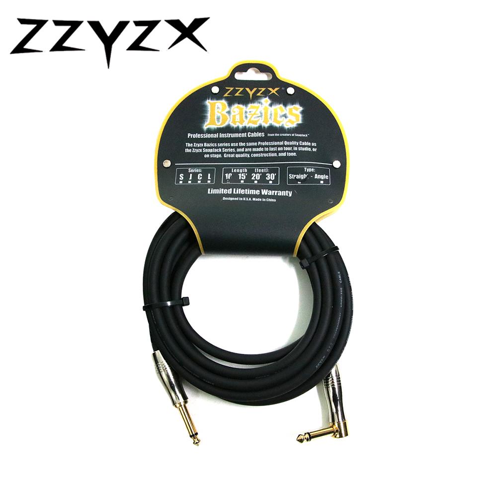 ZZYZX JYZ008 Basic 系列 IL 3公尺樂器導線