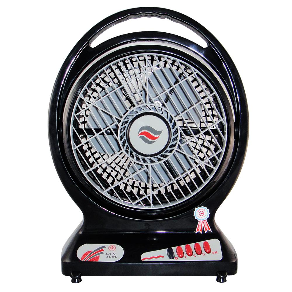 聯統 10吋手提涼風扇LT-1018兩入
