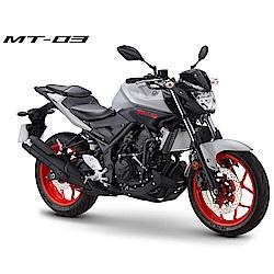 (無卡分期-36期)YAMAHA 山葉機車 MT03-ABS 2019式樣(公司貨)