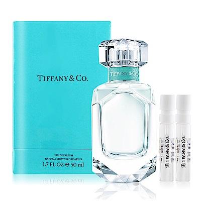 Tiffany & co. 同名淡香精50ml贈同名淡香精針管1.2mlX2