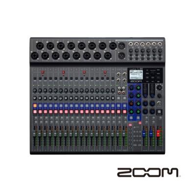 ZOOM Livetrak L-20 直播混音器錄音介面-公司貨