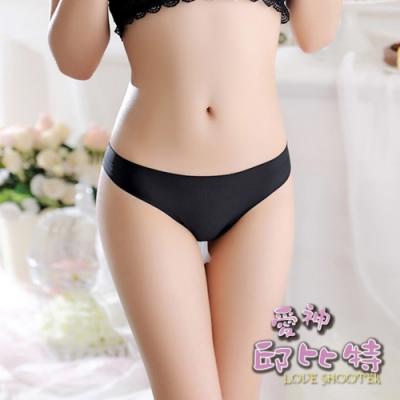 愛神邱比特 CB157 熱銷一片式冰絲無痕女內褲外貿蕾絲性感提臀丁字褲