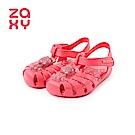 ZAXY GUMMY BEAR BABY系列娃娃鞋(寶寶款)-桃紅