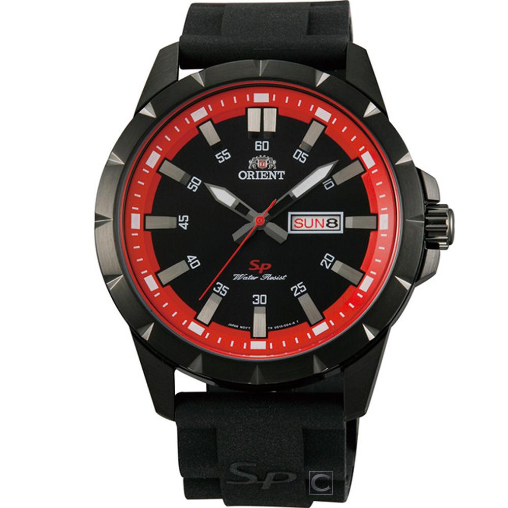 ORIENT 運動休閒時尚錶(FUG1X007B)
