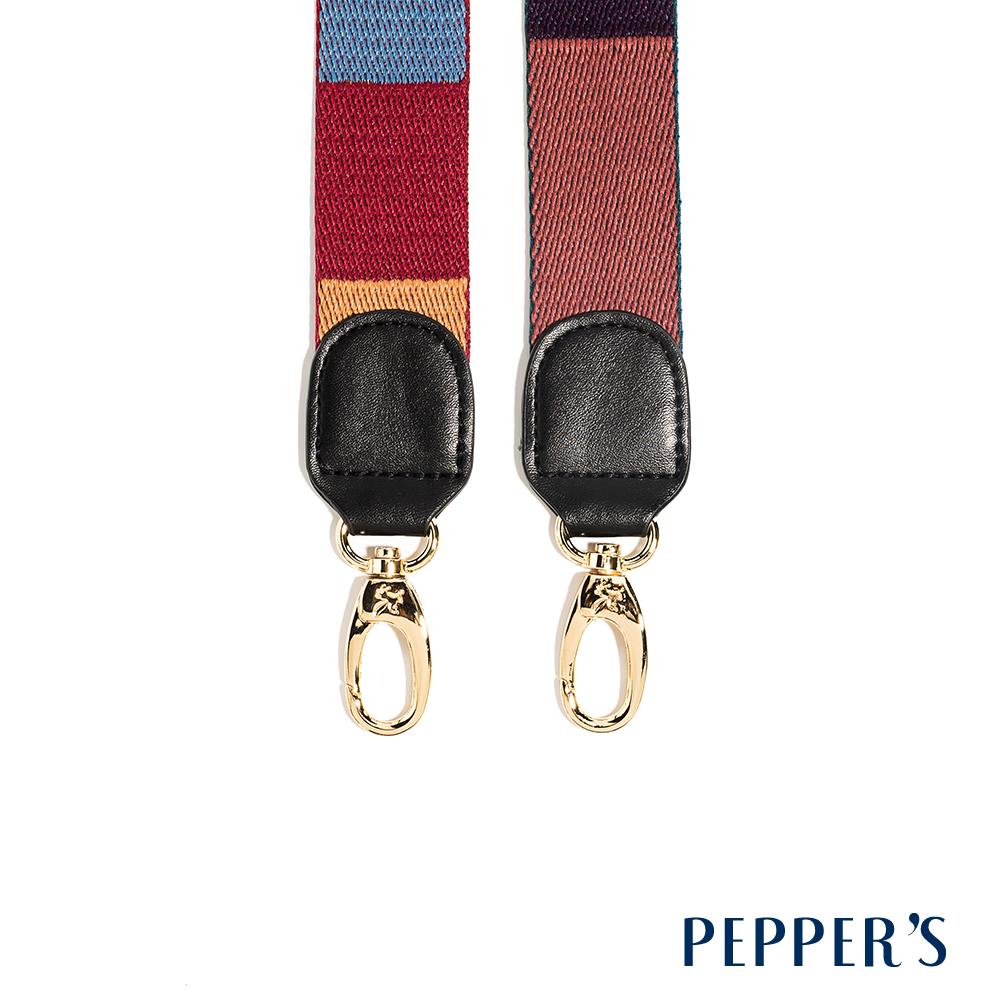 PEPPER`S Hope 編織背帶 - 2色