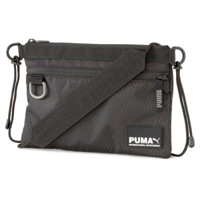 PUMA 小包 側背包 斜背包 肩背包 側背小包 黑 07744701 STREET
