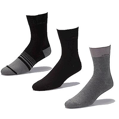 SNUG健康除臭襪 奈米消臭科技紳士襪12入組(S001-S004 S031)
