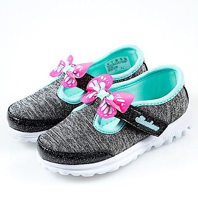 SKECHERS (童) 女嬰系列 GO WALK - 81175NBKMT