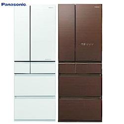 Panasonic國際牌 500L 1級變頻6門電冰箱 NR-F504HX