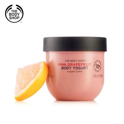 The Body Shop粉紅葡萄柚淨白保水美肌優格-200ML