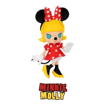 Molly 茉莉女孩 X Minnie 米妮 迪士尼聯名大型公仔