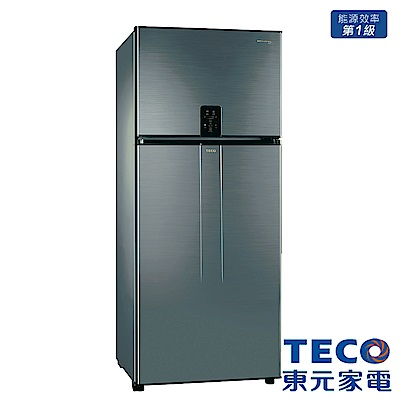 TECO 東元610公升變頻雙門冰箱R6191XHK