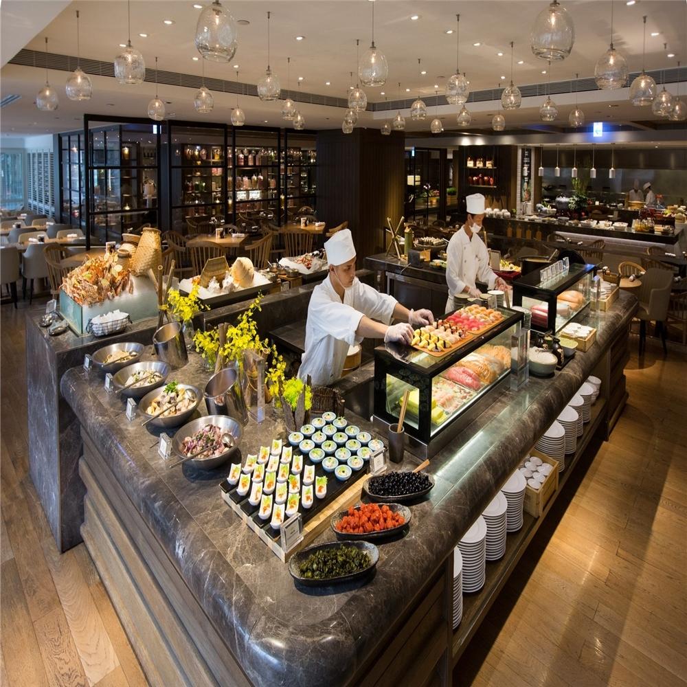 台北君悅酒店 凱菲屋平日下午茶自助餐雙人券