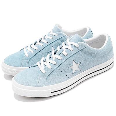 Converse 帆布鞋 One Star 低筒 男鞋