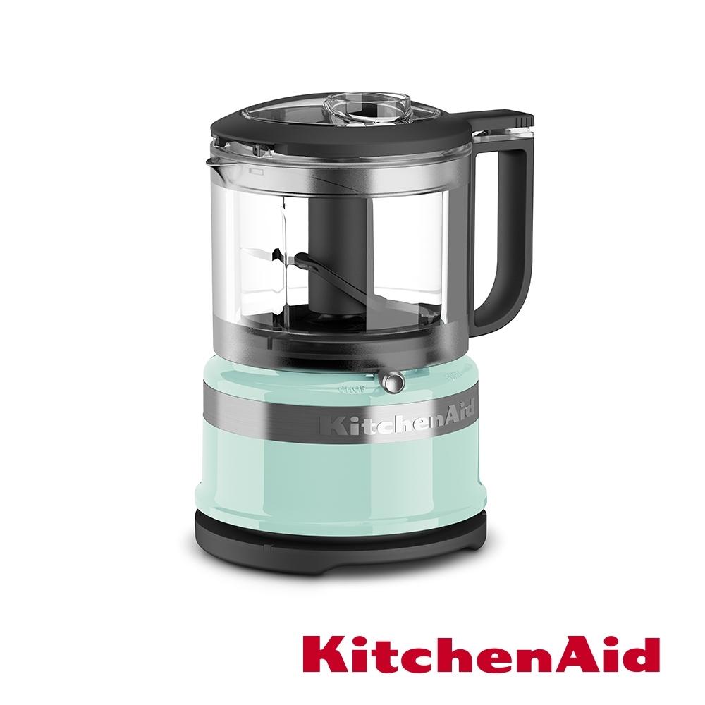 KitchenAid食物切碎機(蘇打藍) 料理備料與新鮮副食品必備