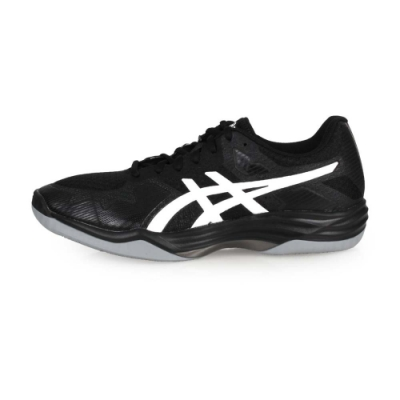 ASICS 男 排羽球鞋 GEL-TACTIC 黑白