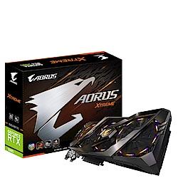 技嘉 GV-N2080AORUS X-8GC RTX2080顯示卡