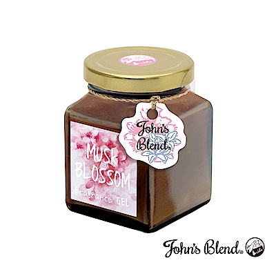 John's Blend 室內香氛擴香膏-粉紅櫻花