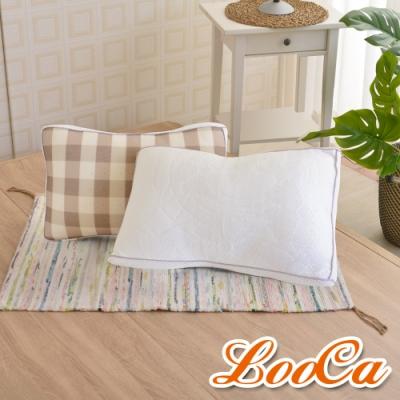(限時下殺) LooCa 舒眠三段式獨立筒枕(任選1+1)