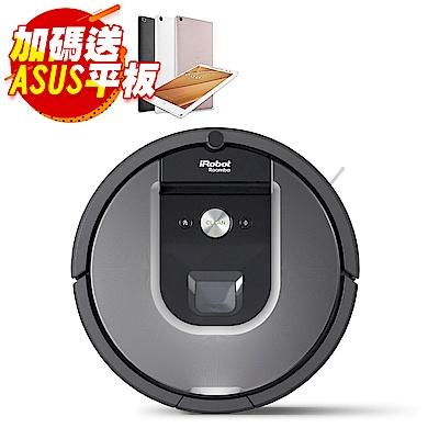 美國iRobot Roomba960智慧吸塵+wifi掃地機器人(總代理保固1+1年)