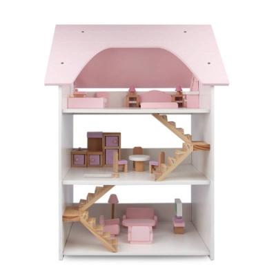 親親 木製三層別墅(MSN19004)