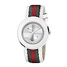 GUCCI U-PLAY系列儉約時尚腕錶/YA129411