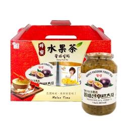 【韓味不二】韓國蜂蜜水果茶禮盒