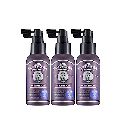 THE FACE SHOP 健髮專家極效頭皮調理液 3入團購組