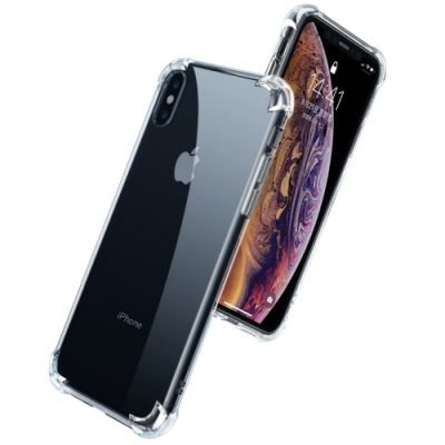 iPhone XS Max 透明 氣囊 四角防摔 手機殼 ( iPhoneXSMAX手機殼 XSMAX手機殼 )