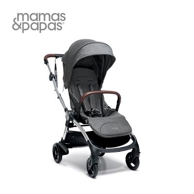 Mamas & Papas Airo 輕量秒收 可平躺 嬰兒手推車 0m+(無垠灰)