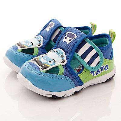 TAYO小巴士童鞋 透氣運動鞋款 EI3001藍(中小童段)