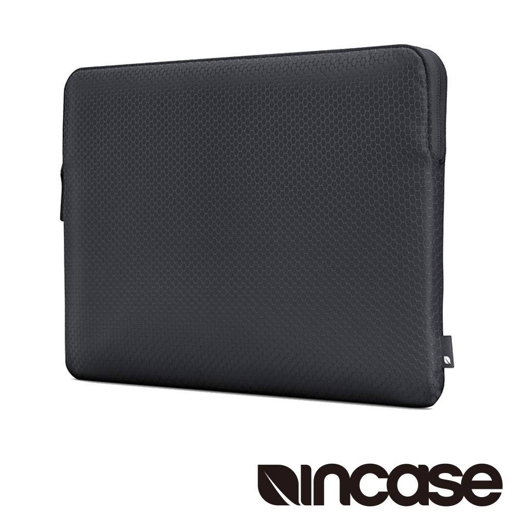 INCASE Slim Sleeve Mac Air 13吋(2017年) 蜂巢格紋筆電內袋 (黑)