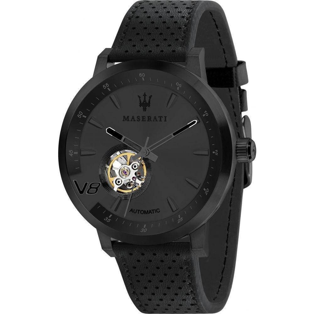 MASERATI/瑪莎拉蒂/Granturismo鏤空機械錶/特色錶帶/R8821134001