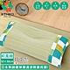 日本池彥IKEHIKO 日本製藺草蓆清涼除臭枕頭30×50CM-和風綠色款 product thumbnail 1
