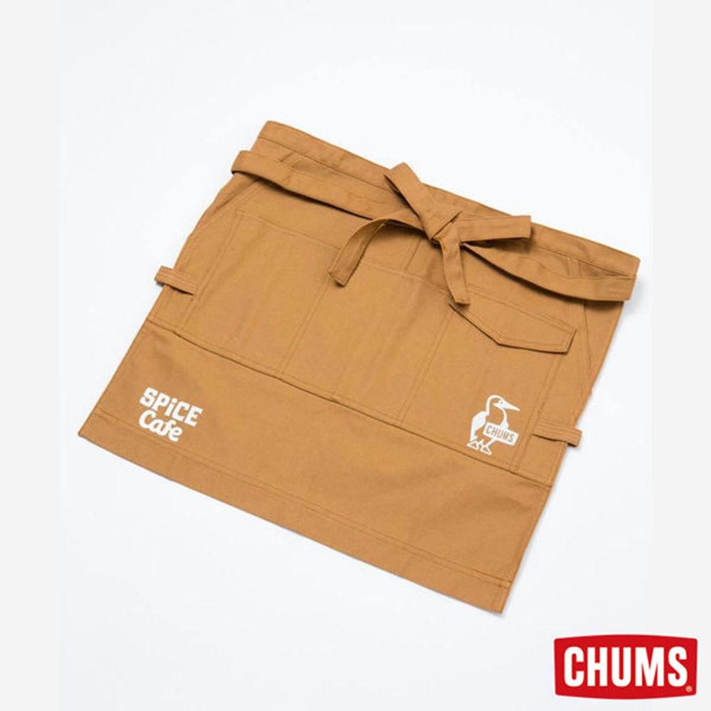 CHUMS 日本 男 SPICE Cafe×CHUMS 聯名款圍裙